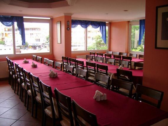 Letovanje Turska autobusom, Sarimsakli, Hotel Grand Milano,restoran