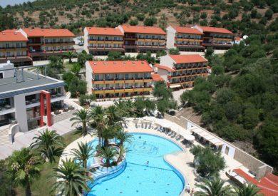 Grcka hoteli letovanje, Halkidiki, Lagomandra Beach, spolja