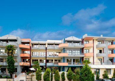 Grcka hoteli letovanje, Paralia, Mediterranean Resort,eksterijer