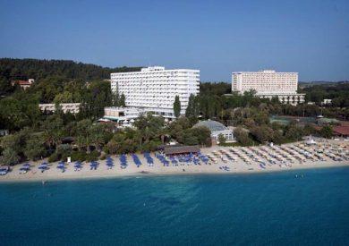 Grcka hoteli letovanje, Halkidiki, Kalithea,Pallini Beach,eksterijer