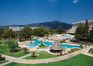 Grcka hoteli letovanje, Halkidiki, Porto Carras Meliton, spoljašnji izgled