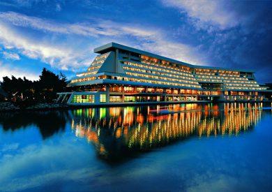 Grcka hoteli letovanje, Halkidiki, Porto Carras Meliton, spolja