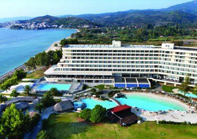Grcka hoteli letovanje, Halkidiki, Porto Carras Sitonia, eksterijer