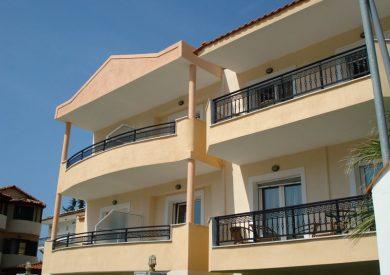 Grcka hoteli letovanje, Tasos, Skala Rahoni, Hotel Rachoni Bay-Resort, eksterijer