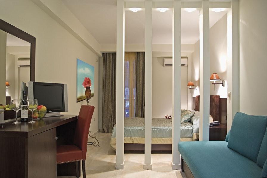 Grcka hoteli letovanje, Paralija,Regina Mare, hotelska soba