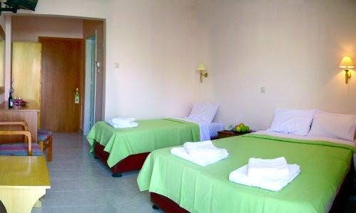 Grcka hoteli letovanje, Paralija,Regina Mare, soba