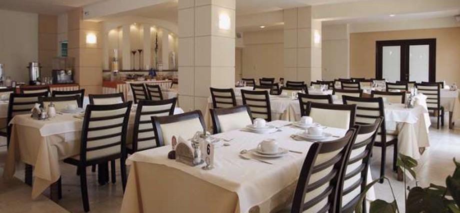 Grcka hoteli letovanje, Paralija,Regina Mare, restoran