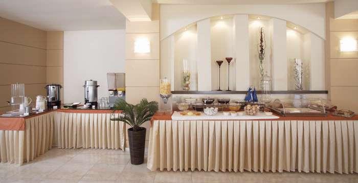 Grcka hoteli letovanje, Paralija,Regina Mare, svedski sto