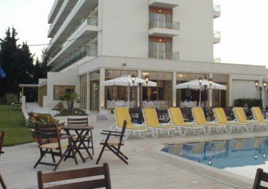 Grcka hoteli letovanje, Agia Triada, Wellness Santa old building,eksterijer