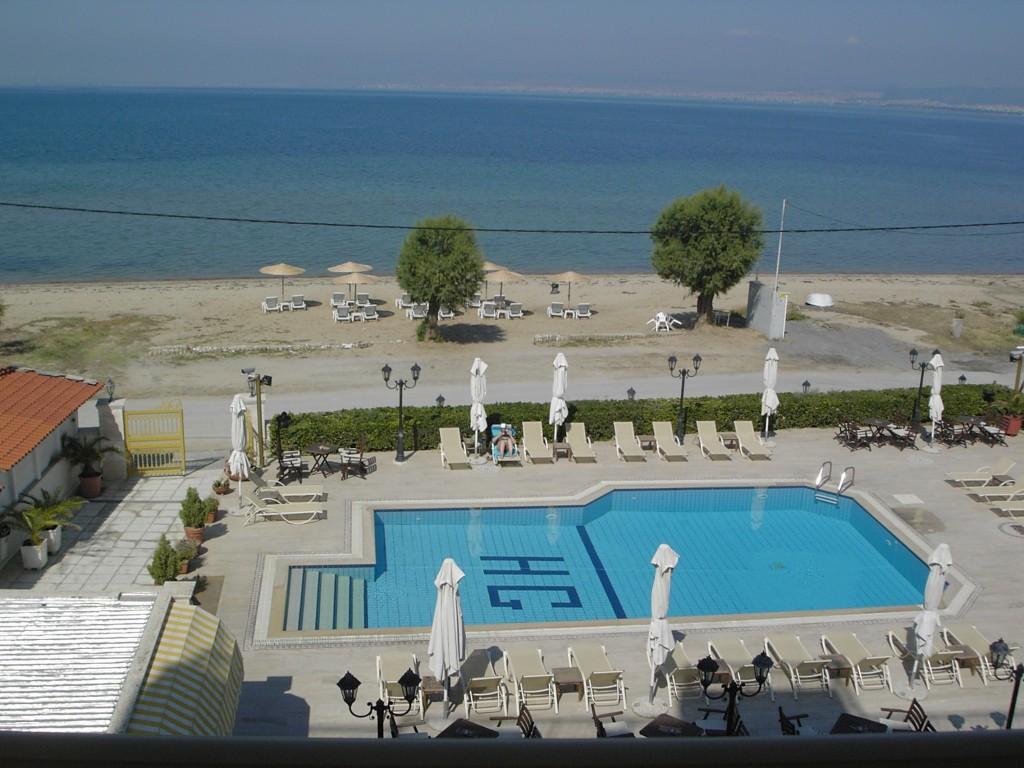 Grcka hoteli letovanje, Santa Wellness, plaža