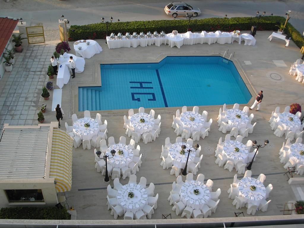 Grcka hoteli letovanje, Santa Wellness, bazen
