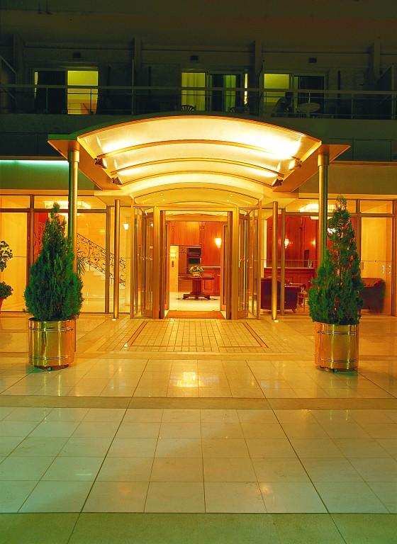 Grcka hoteli letovanje, Santa Wellness, ulaz