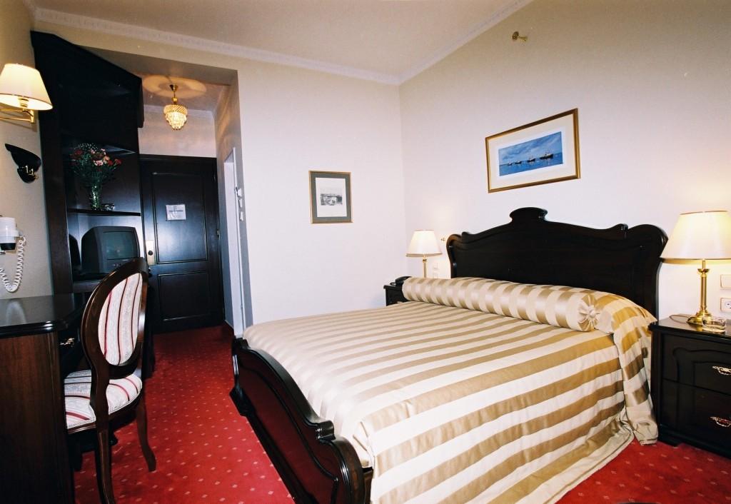 Grcka hoteli letovanje, Santa Wellness, soba