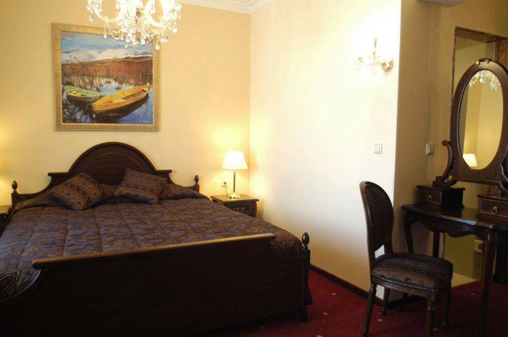 Grcka hoteli letovanje, Santa Wellness, krevet