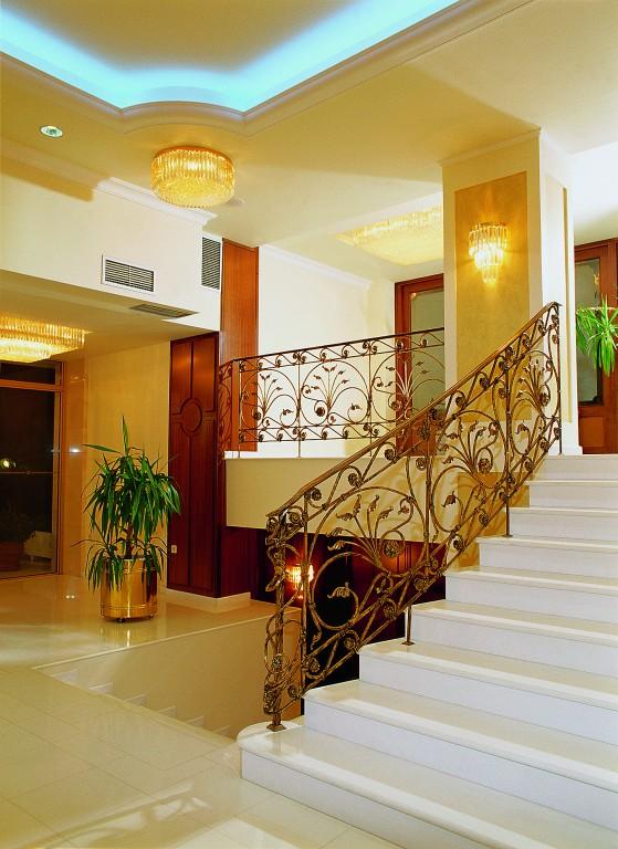 Grcka hoteli letovanje, Santa Wellness, stepenice