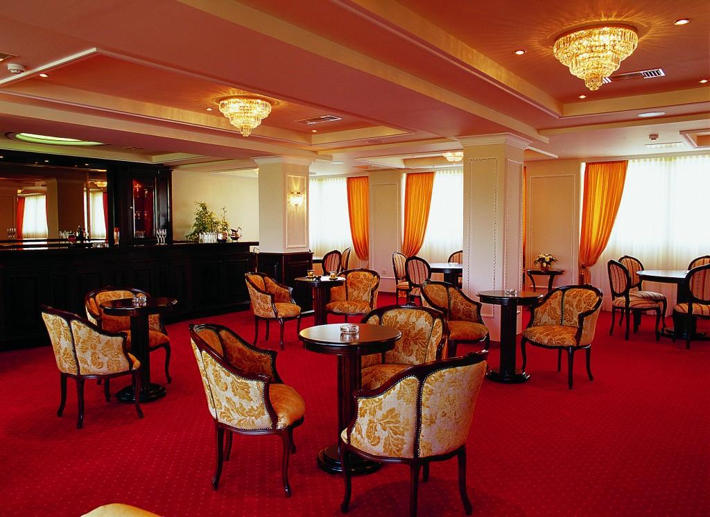 Grcka hoteli letovanje, Santa Wellness, bar