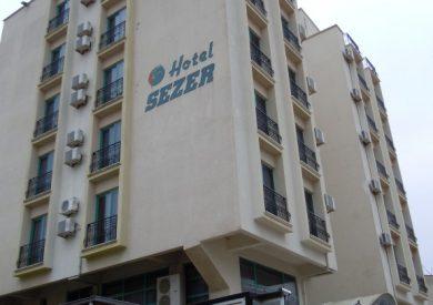 Letovanje Turska autobusom, Sarimsakli, Hotel Sezer,eksterijer