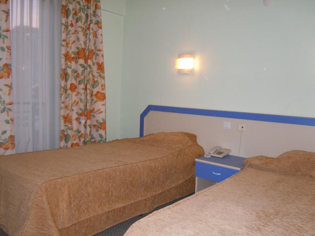 Letovanje Turska autobusom, Sarimsakli, Hotel Sezer,svokrevetna soba