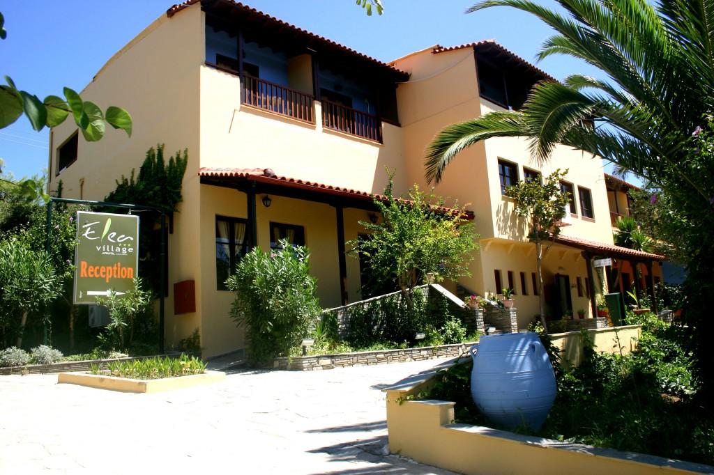 Grcka hoteli letovanje, Halkidiki, Elia Beach,Acrotel Elea Beach,spolja