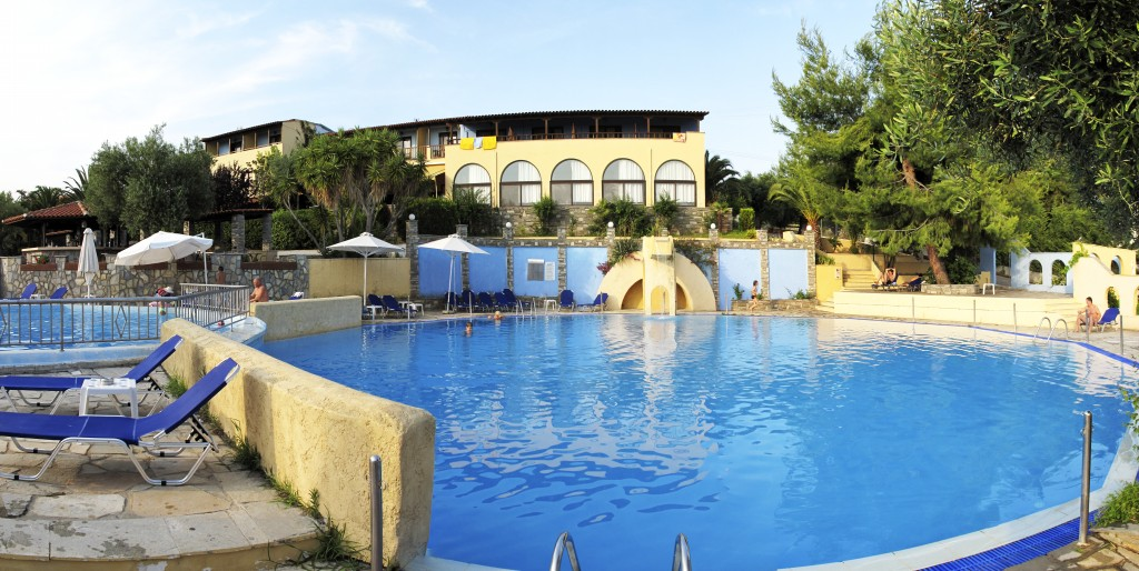 Grcka hoteli letovanje, Halkidiki, Elia Beach,Acrotel Elea Beach,bazen