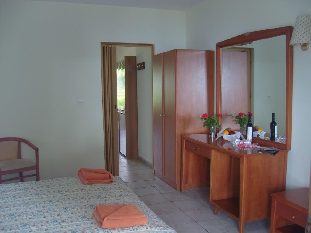 Grcka hoteli letovanje, Halkidiki, Elia Beach,Acrotel Elea Beach, soba u hotelu