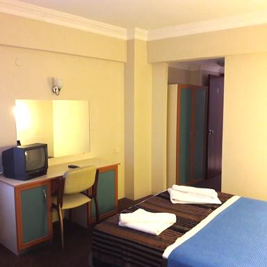 Letovanje Turska autobusom, Sarimsakli, Hotel Urgenc,soba u hotelu