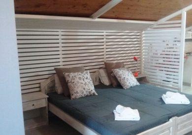 Grcka apartmani letovanje, Pefkari, Tasos, Pefkari Bay, soba u vili