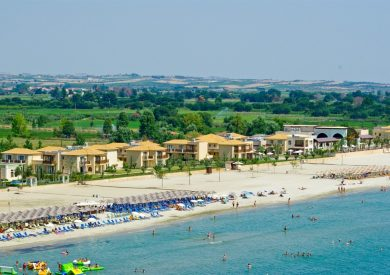 Grcka hoteli letovanje, Paralia, Mediterranean Village Hotel& Spa,eksterijer