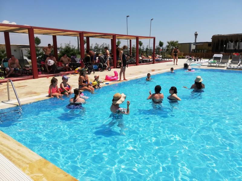 Letovanje Turska autobusom, Sarimsakli, Hotel Musho,hotelski bazen