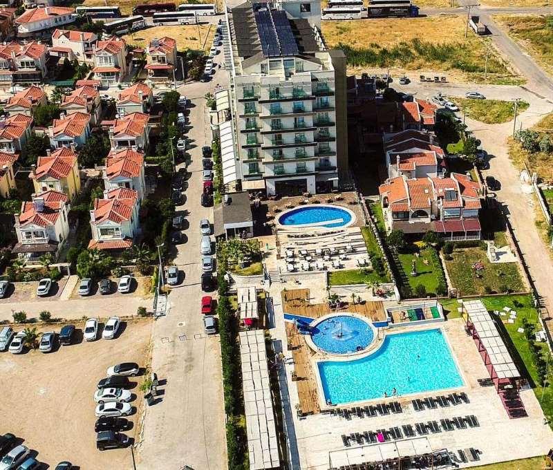 Letovanje Turska autobusom, Sarimsakli, Hotel Musho,