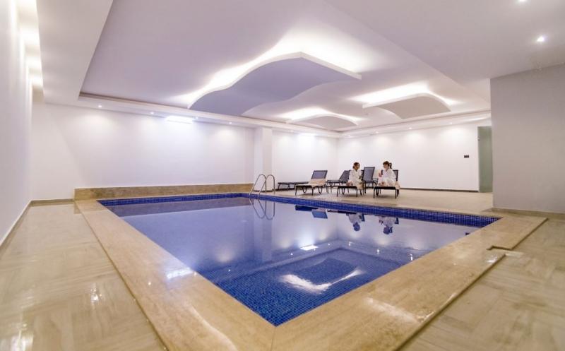 Letovanje Turska autobusom, Sarimsakli, Hotel Musho,indoor pool