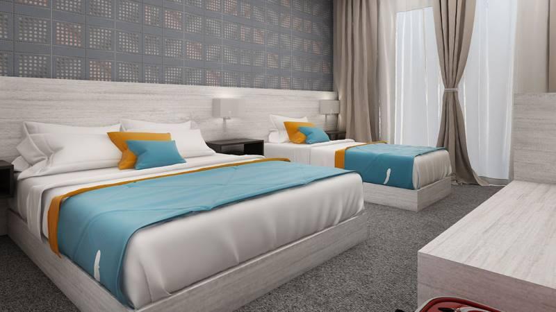 Letovanje Turska autobusom, Sarimsakli, Hotel Musho,hotelska soba