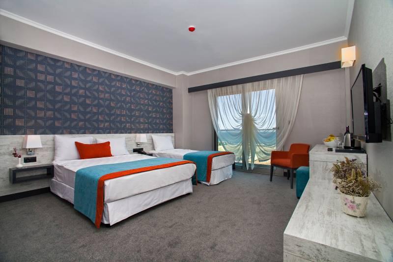 Letovanje Turska autobusom, Sarimsakli, Hotel Musho,trokrevetna soba
