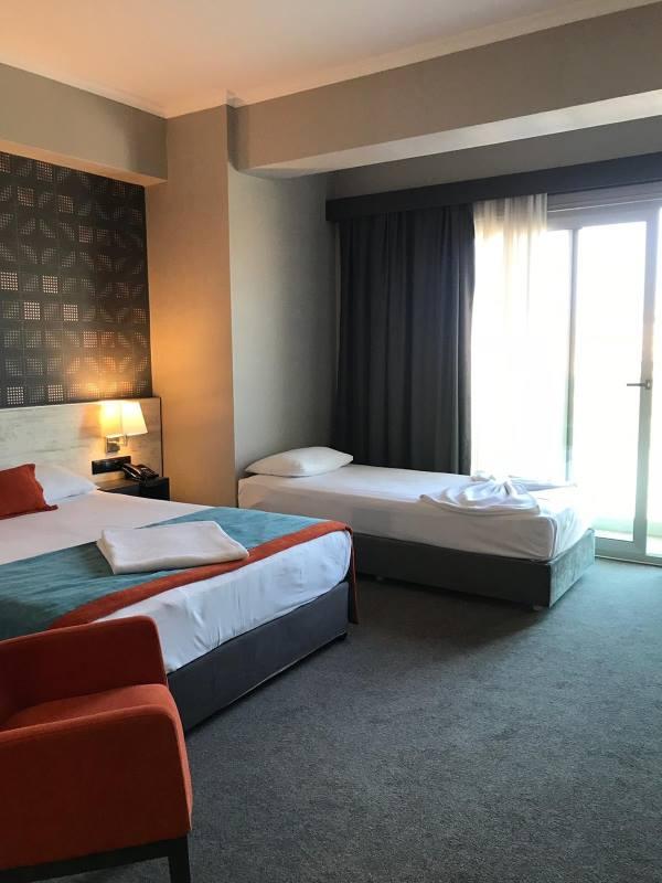 Letovanje Turska autobusom, Sarimsakli, Hotel Musho,soba