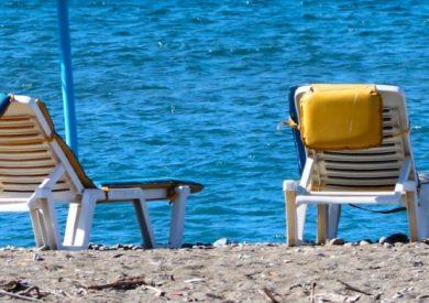 Grcka letovanje apartmani, Pefkohori Kasandra Halkidiki, plaža