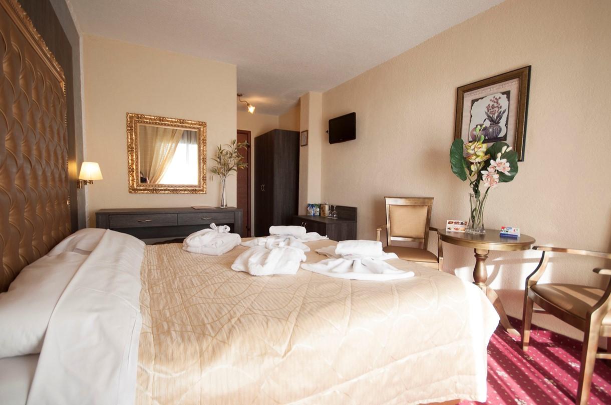 Grcka hoteli letovanje, Halkidiki, Nea Kalikratija,Secret Paradise&Spa,soba izgled