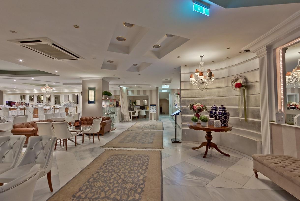 Grcka hoteli letovanje, Halkidiki, Nea Kalikratija,Secret Paradise&Spa,lobi