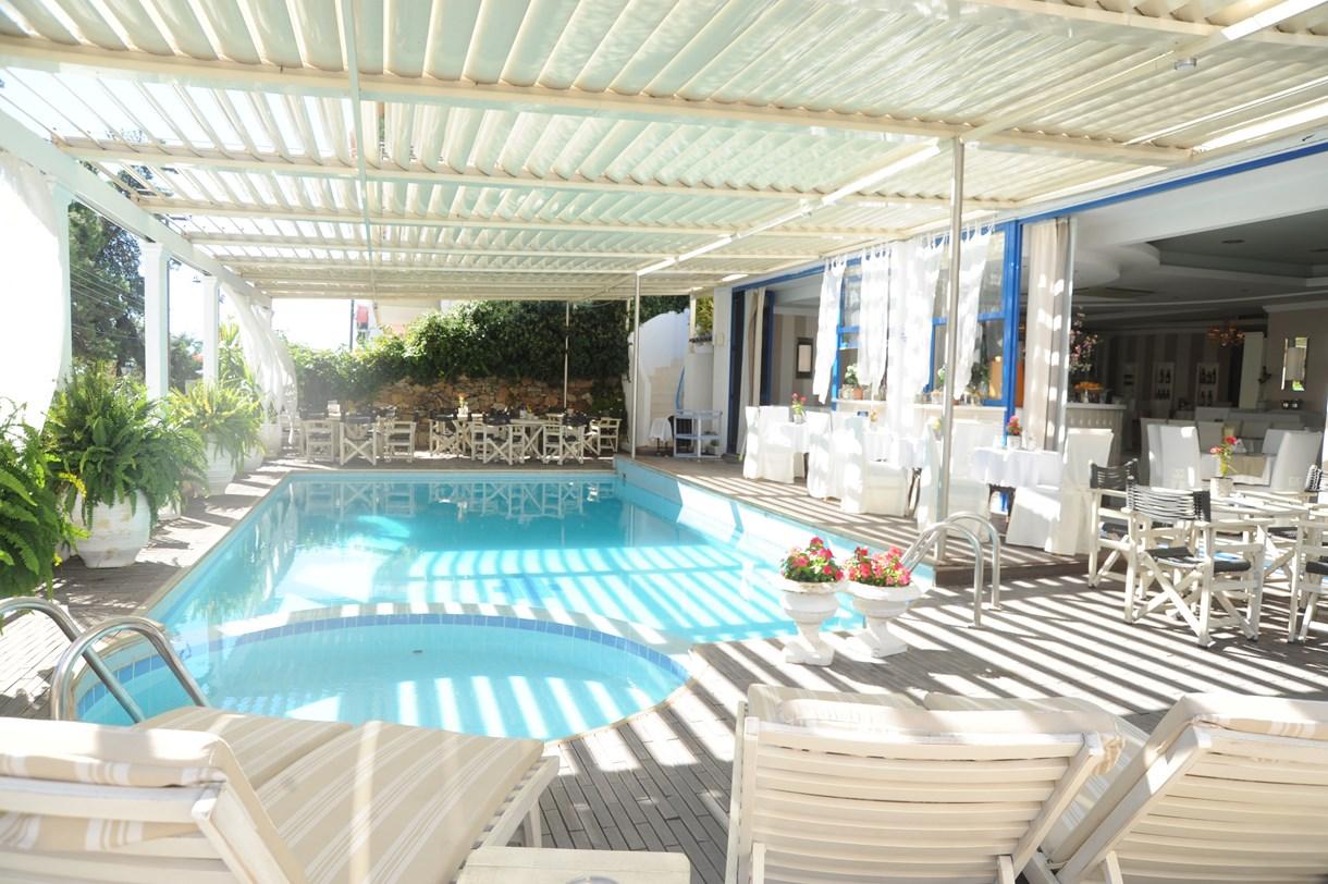 Grcka hoteli letovanje, Halkidiki, Nea Kalikratija,Secret Paradise&Spa,bazeni u hotelu
