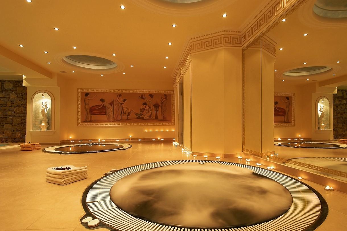 Grcka hoteli letovanje, Halkidiki, Nea Kalikratija,Secret Paradise&Spa,izgled spa centra