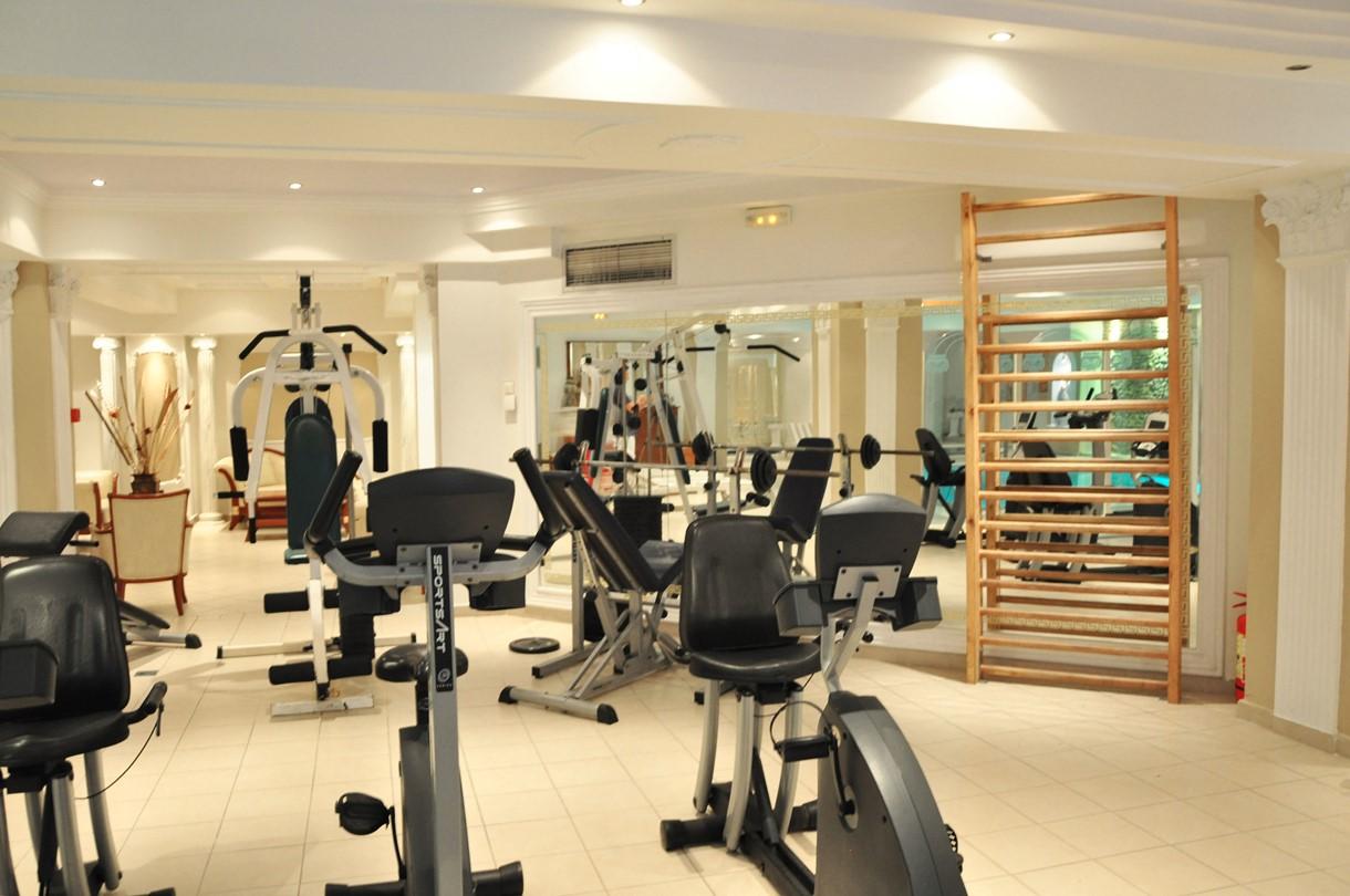 Grcka hoteli letovanje, Halkidiki, Nea Kalikratija,Secret Paradise&Spa,fitnes