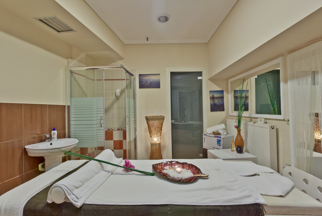 Grcka hoteli letovanje, Halkidiki, Nea Kalikratija,Secret Paradise&Spa,spa
