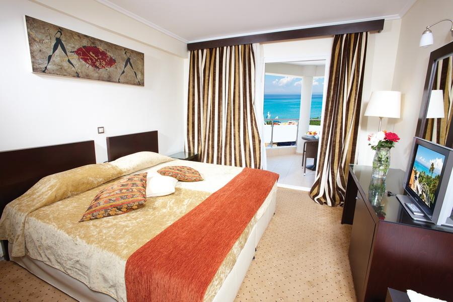 Grcka hoteli letovanje, Halkidiki,  Hanioti Grand Hotej,hotelska soba