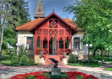 Garni hotel vila Milord