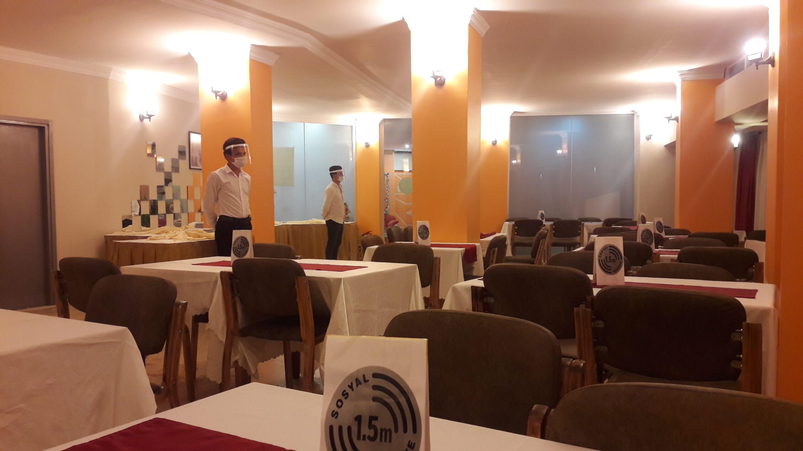 Letovanje Turska autobusom, Sarimsakli, Hotel Urgenc,restoran