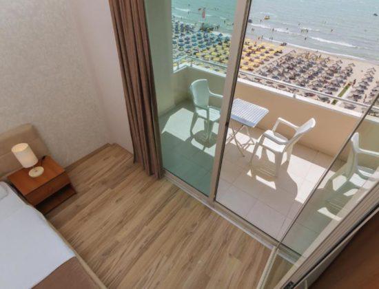Letovanje Albanija autobusom, Drač, Hotel Albanian Star, balkon