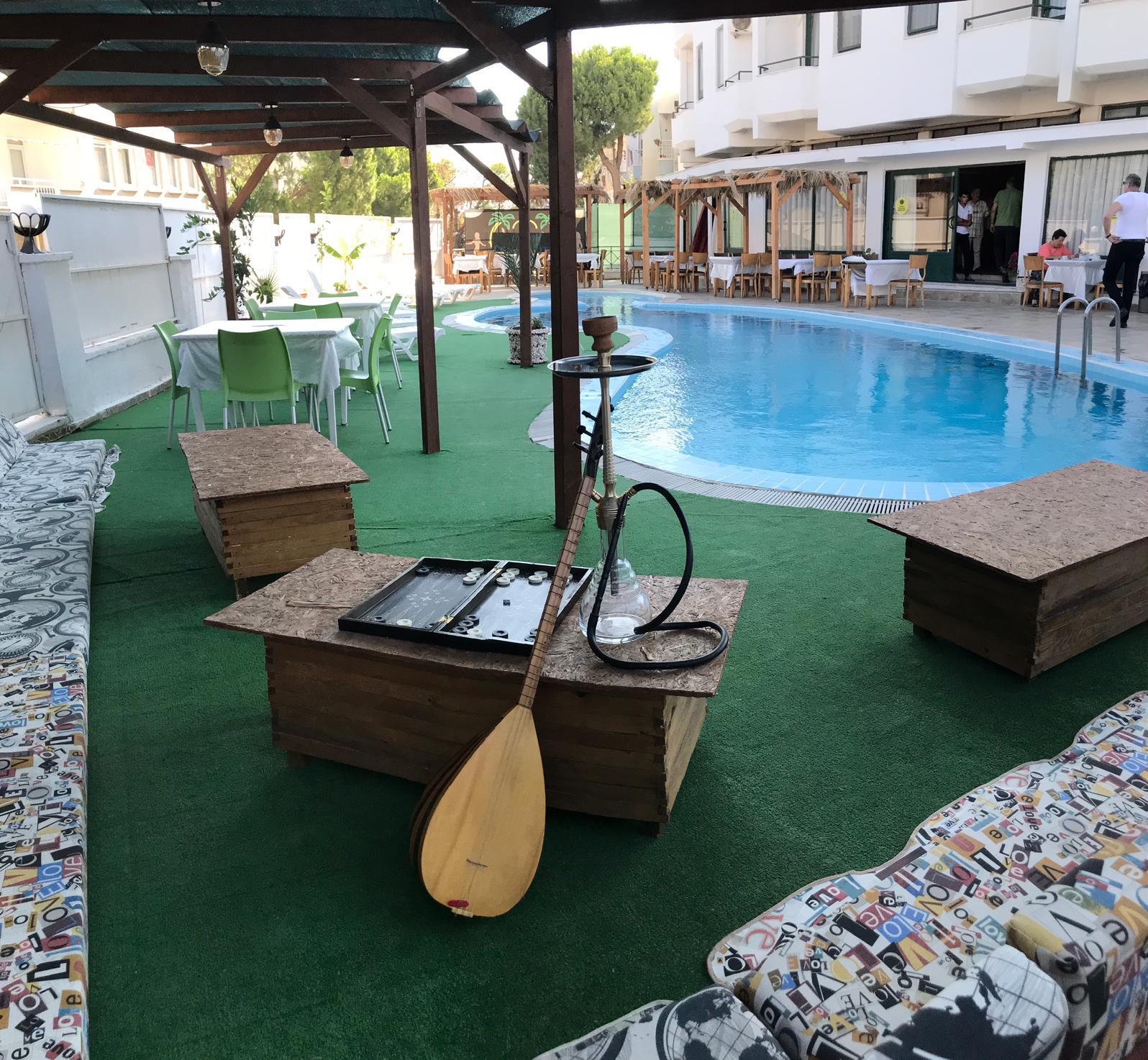 Letovanje Turska autobusom, Sarimsakli, Hotel Urgenc,bar