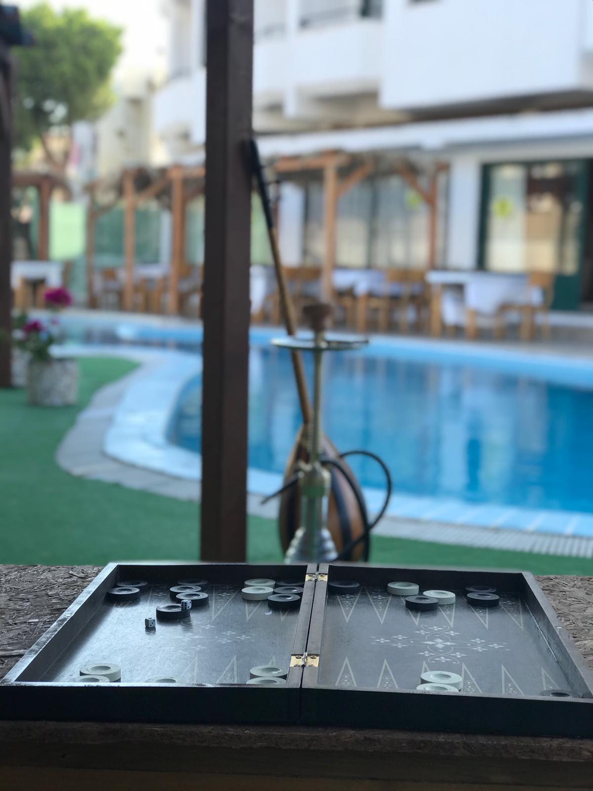 Letovanje Turska autobusom, Sarimsakli, Hotel Urgenc,bazen