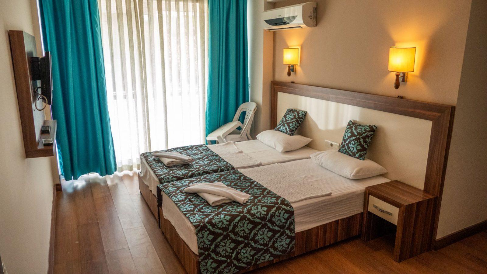 Letovanje Turska autobusom, Kusadasi, Hotel Santur,soba