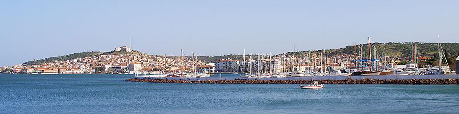 Putovanje Sarimsakli, evropski gradovi, city break, luka