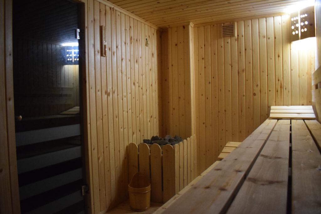 Letovanje Albanija autobusom, Drač, Hotel Albanian Star, sauna
